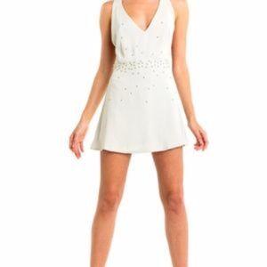 Wildfox Coda Pearl Mini Dress - SZ M - NWT